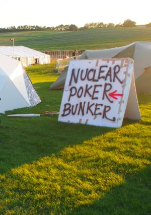 nuclear poker bunker emfcamp 2014